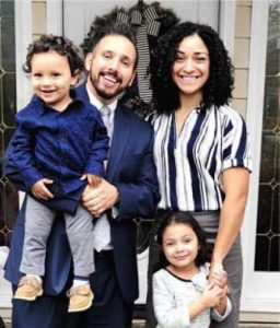 Dr. Daniel McMaster and Family - Dentist in Cottage Grove - Chambers Bridge Dental
